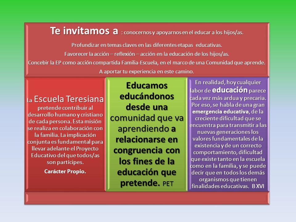 1.Al pensar en la EDUCACIÓN de tu hijo/a, ¿qué os interesa.