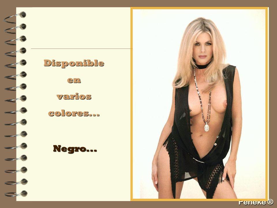 Peneke ® Disponibleenvarioscolores... Negro...