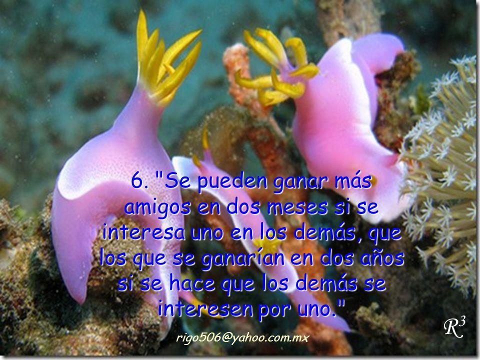 Recuerda: TODO LO QUE SUCEDE, SUCEDE POR UNA RAZÓN GABRIEL GARCÍA MÁRQUEZ rigo506@yahoo.com.mx R3R3