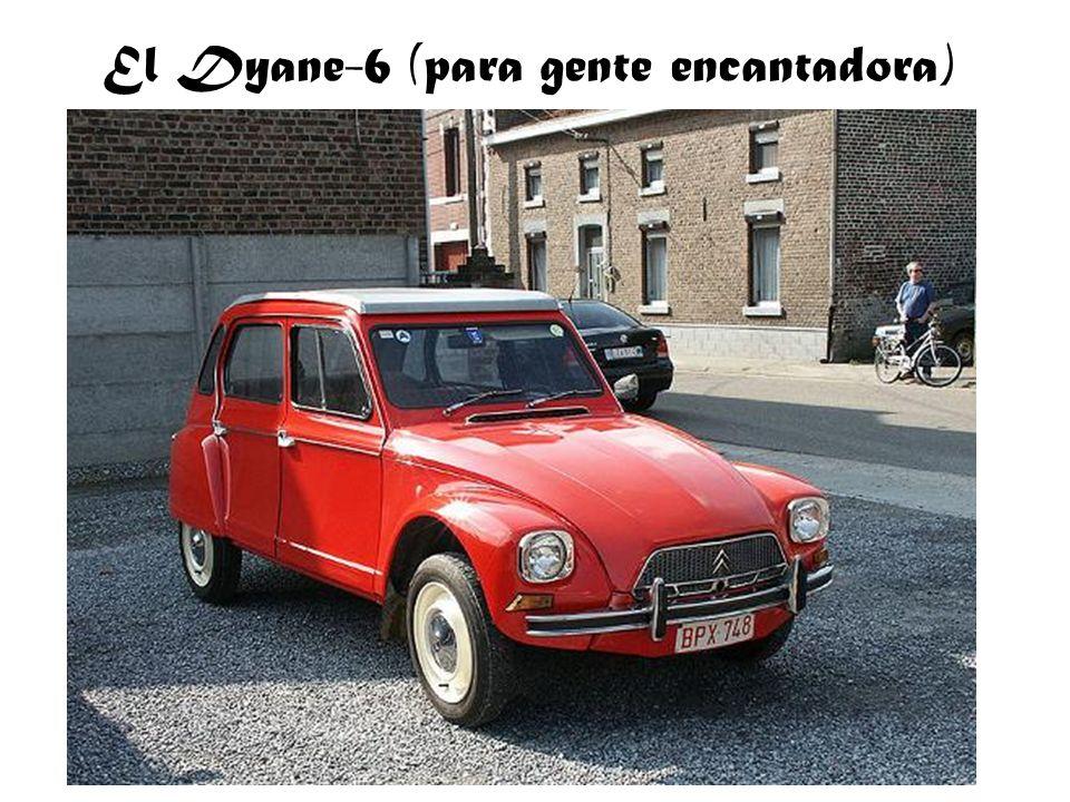 El Dyane-6 (para gente encantadora)