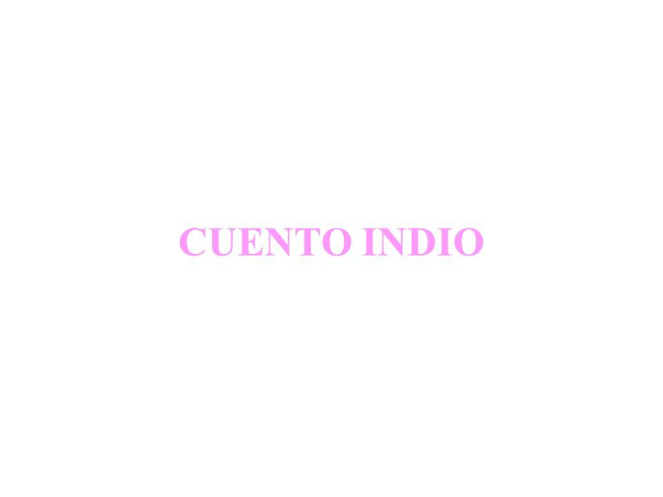 CUENTO INDIO