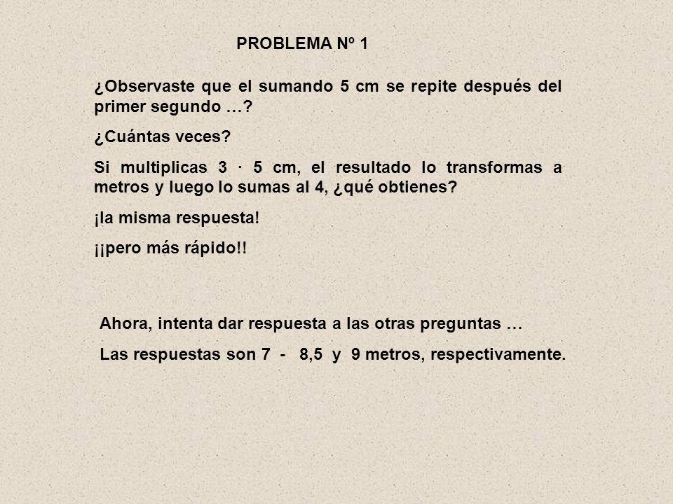 Ejemplo: Hallar la suma de los 8 primeros términos de la progresión aritmética 15.