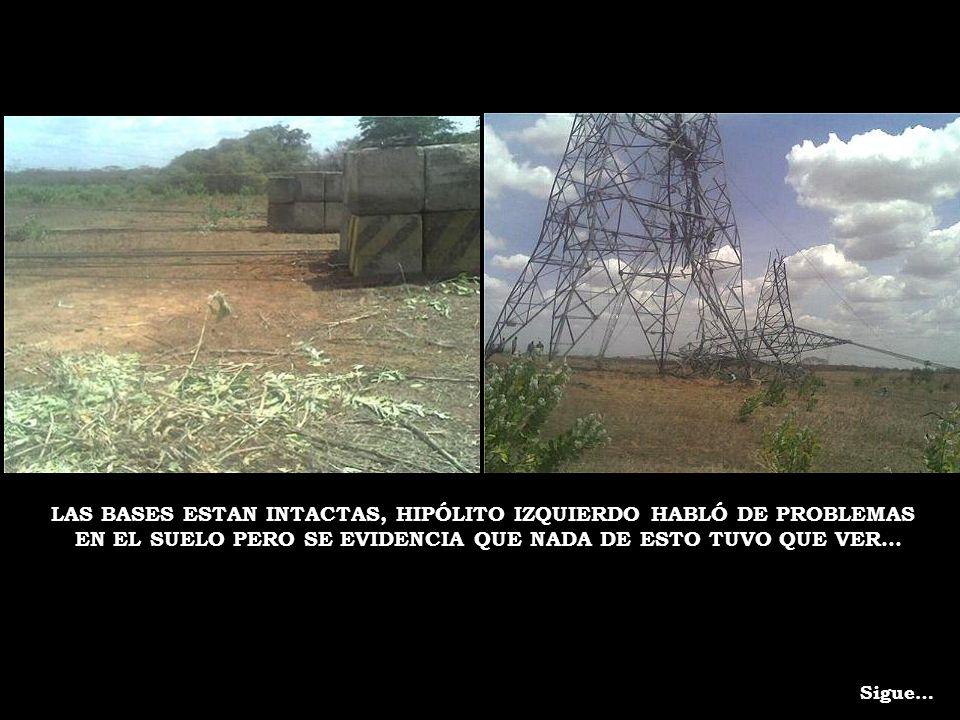 EL SISTEMA ELÉCTRICO NACIONAL SE ESTÁ DESMORONANDO Y ES MUY COS- TOSO MANTENERLO, CHÁVEZ LO SABE POR ESO ESTÁ HABLANDO DE NEVE- RAS A GAS PARA LOS POBRES...