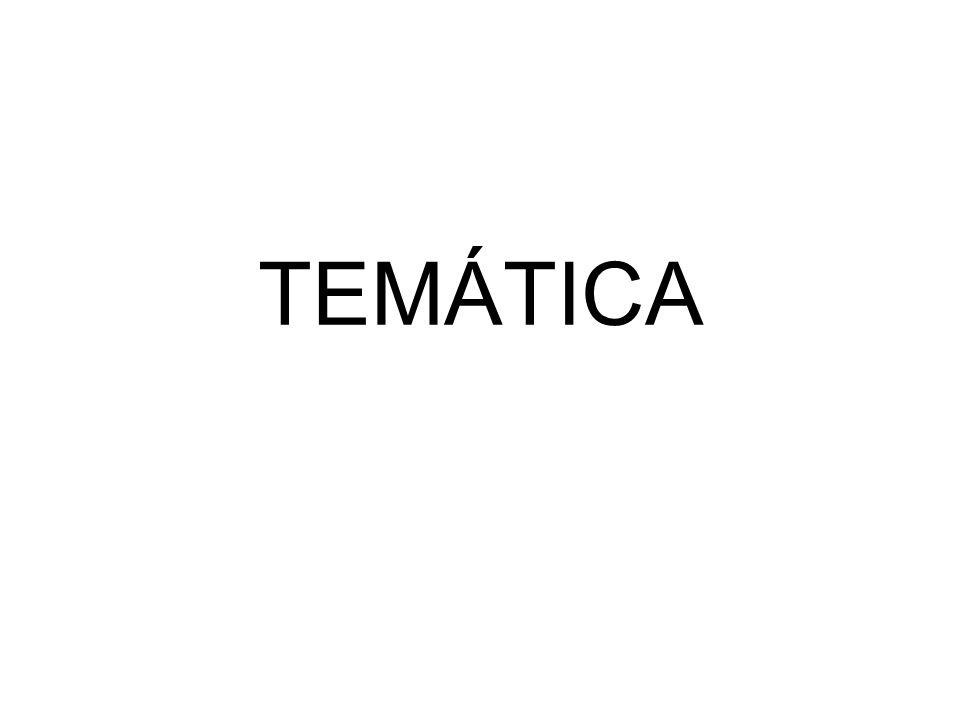 TEMÁTICA