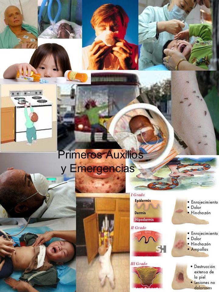 Primeros Auxilios y Emergencias