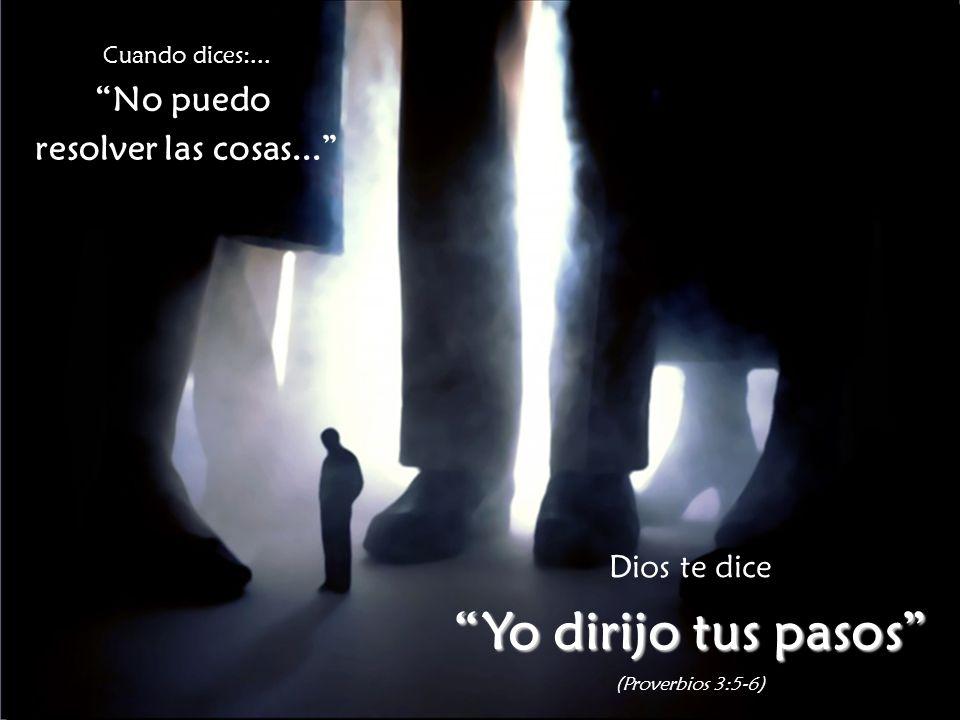 ...Y cuando quieras saber todo lo que Dios quiere decirte...