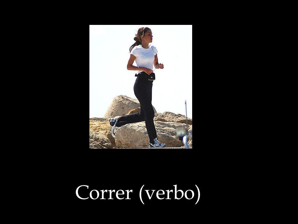 Correr (verbo)