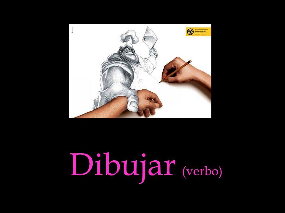 Dibujar (verbo)