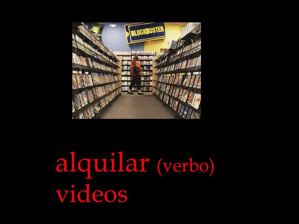 bajar (verbo) archivos