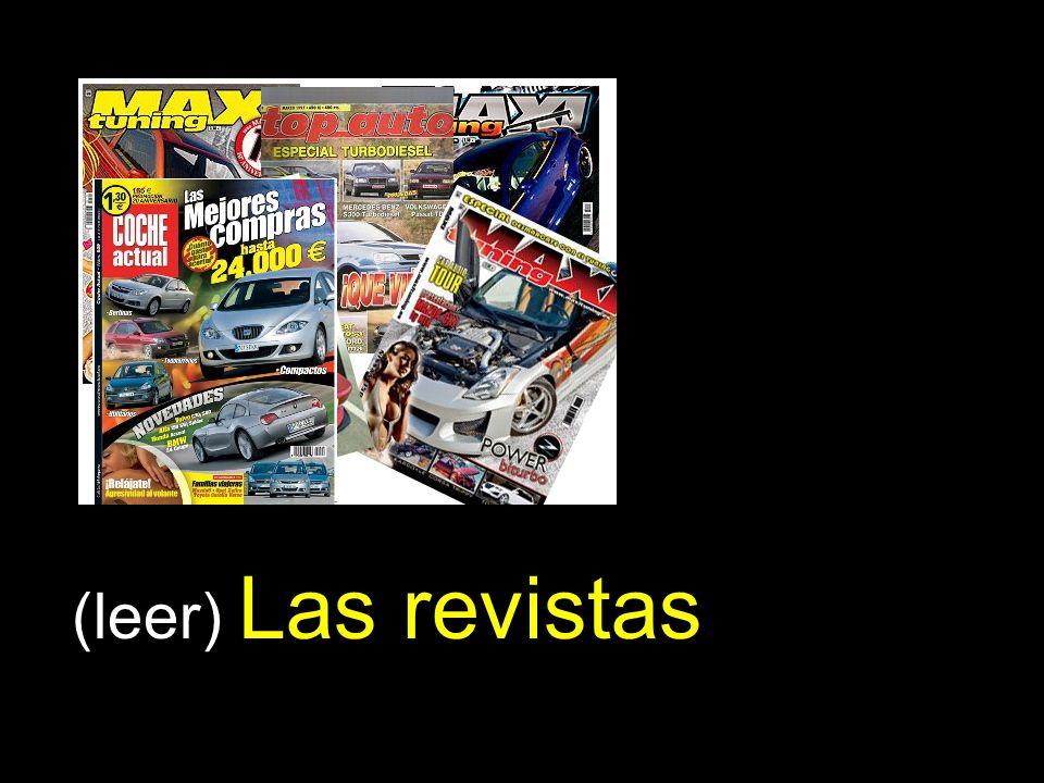 (leer) Las revistas