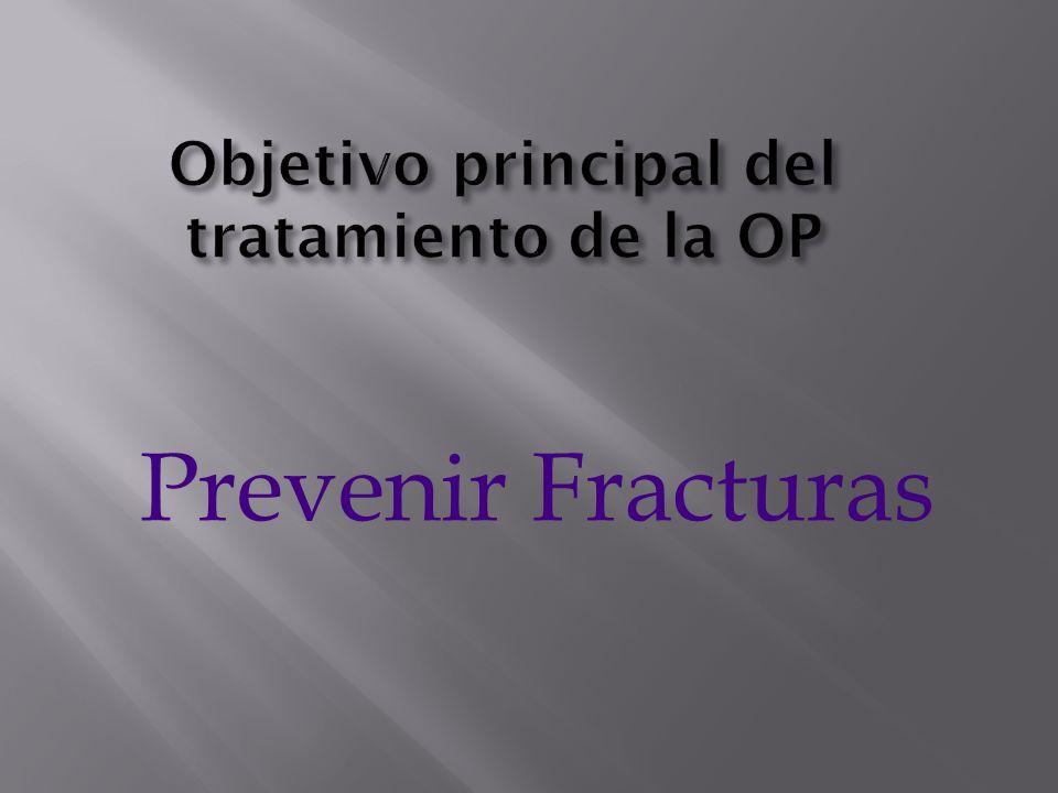 Prevenir Fracturas