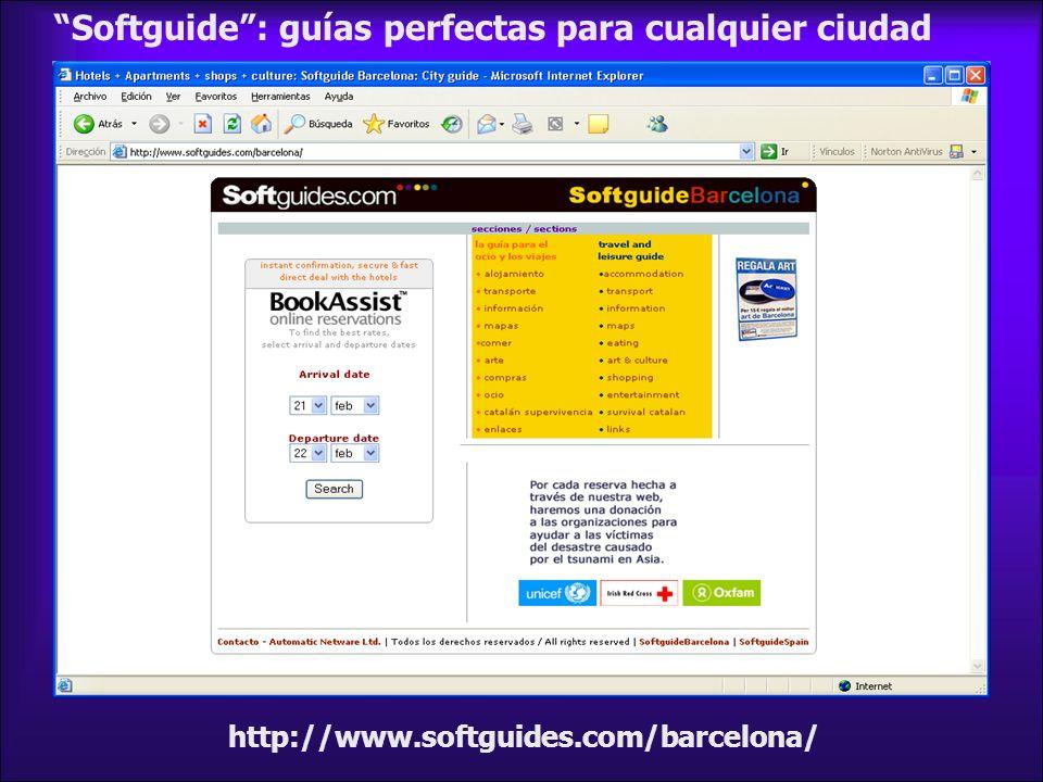 Softguide: guías perfectas para cualquier ciudad http://www.softguides.com/barcelona/