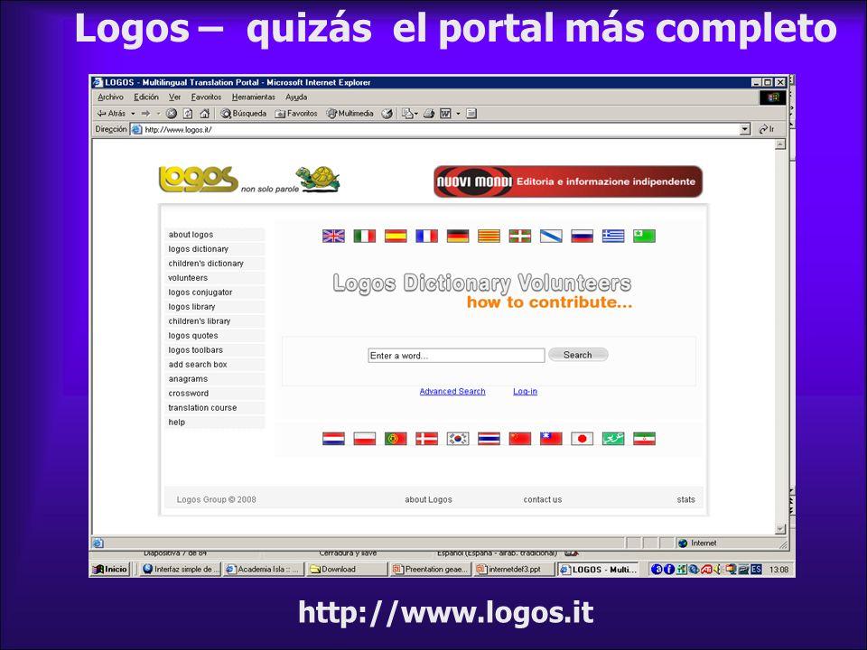 Biblioteca Virtual – Miguel de Cervantes http://cervantesvirtual.com/index.shtml