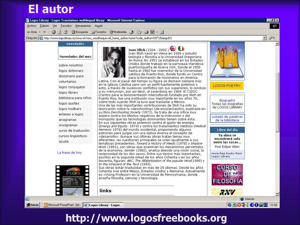 Justo Fernández López: el autor de esta maravilla http://culturitalia.uibk.ac.at/hispanoteca/index.htm