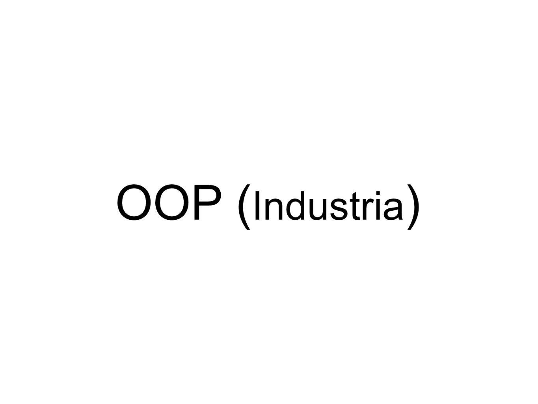 OOP ( Industria )