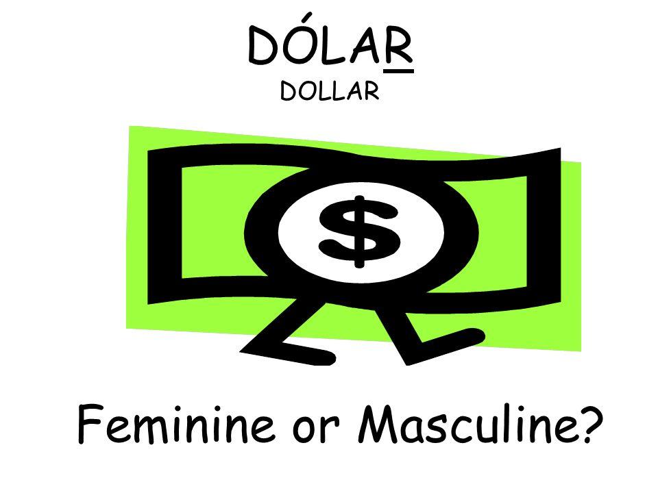 Reloj CLOCK Masculine or Feminine?