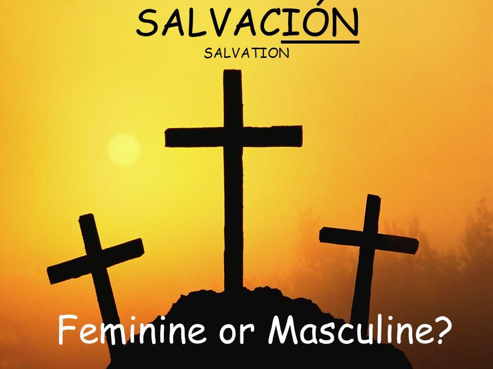 FÚTBOL SOCCER Feminine or Masculine
