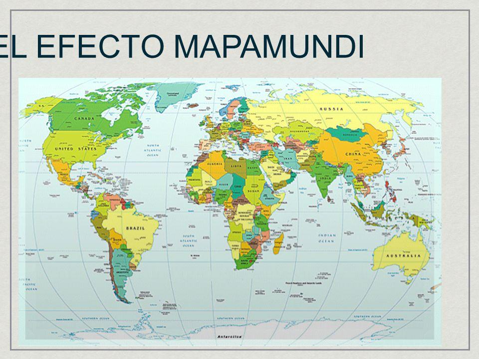 EL EFECTO MAPAMUNDI