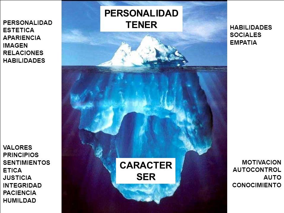 VALORES PRINCIPIOS SENTIMIENTOS ETICA JUSTICIA INTEGRIDAD PACIENCIA HUMILDAD MOTIVACION AUTOCONTROL AUTO CONOCIMIENTO PERSONALIDAD ESTETICA APARIENCIA
