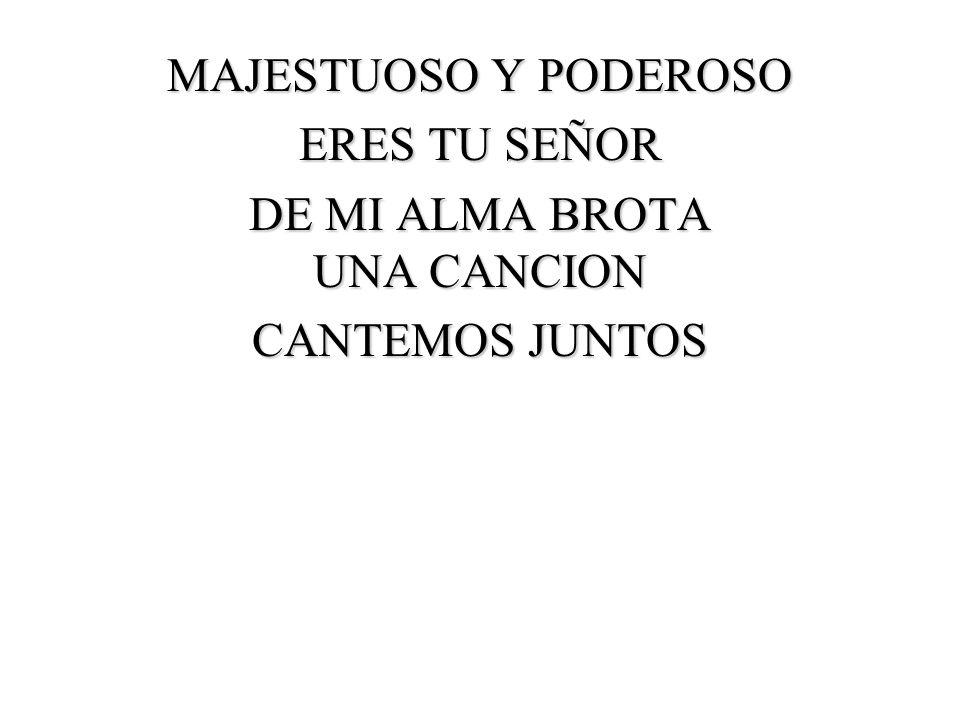 MI CORAZON ENTONA ESTA CANCION //CUAN GRANDE ES EL// (2X)
