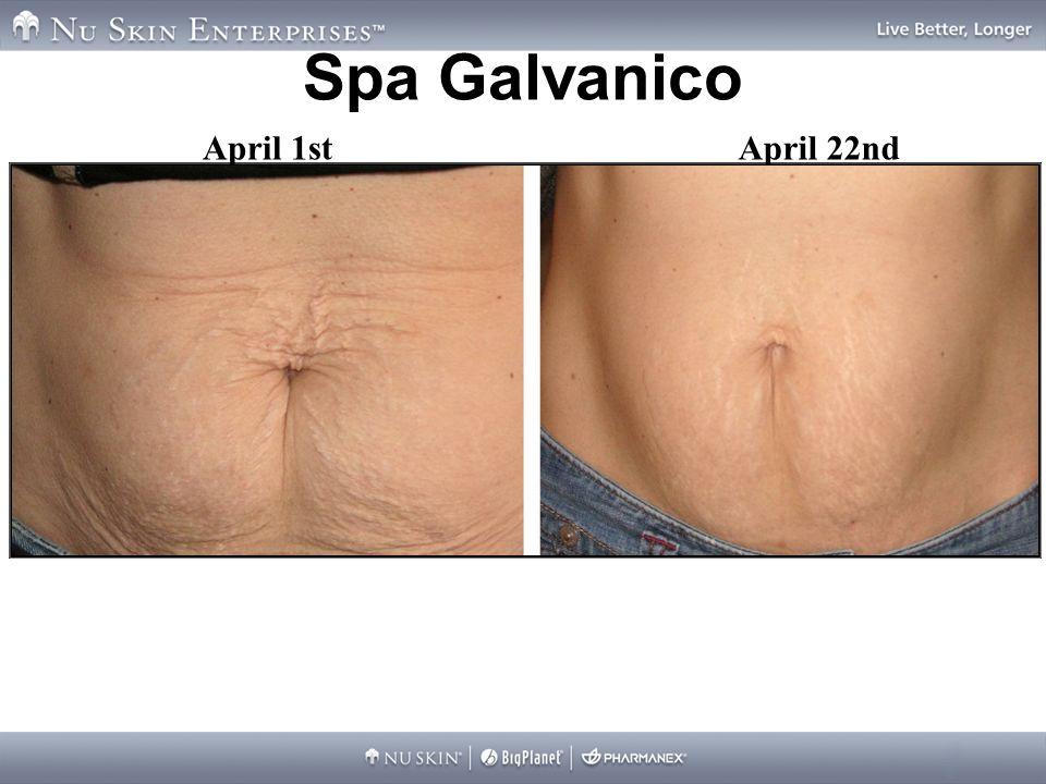 April 1stApril 22nd Spa Galvanico
