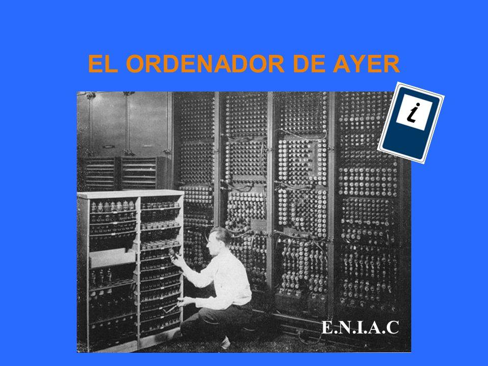 EL ORDENADOR DE AYER E.N.I.A.C