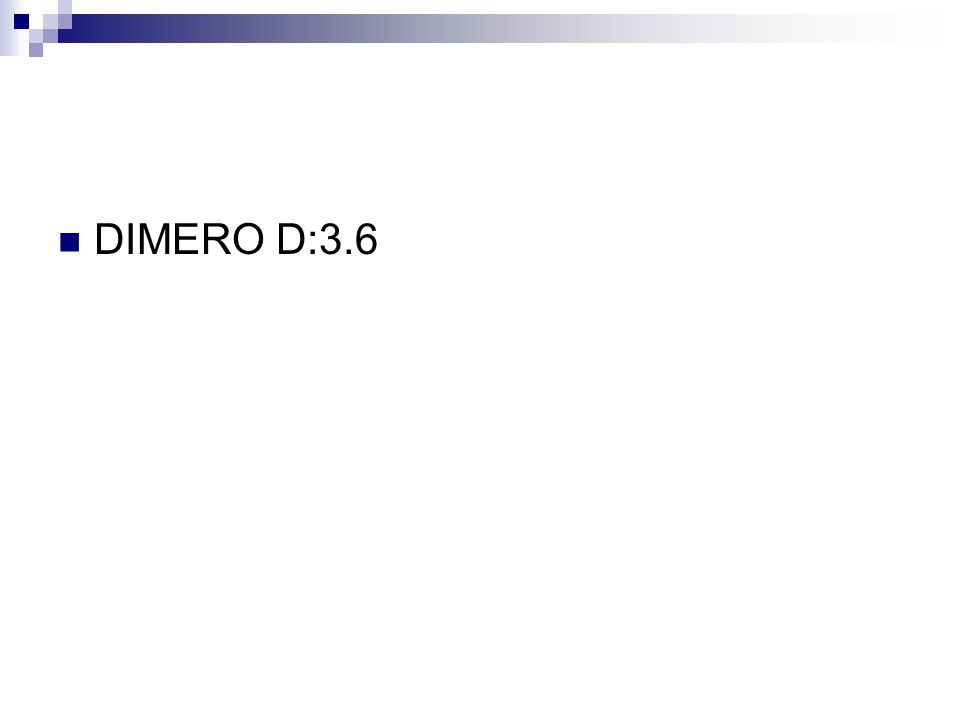 DIMERO D:3.6