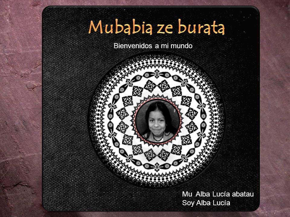 Mu Alba Lucía abatau Soy Alba Lucía Bienvenidos a mi mundo