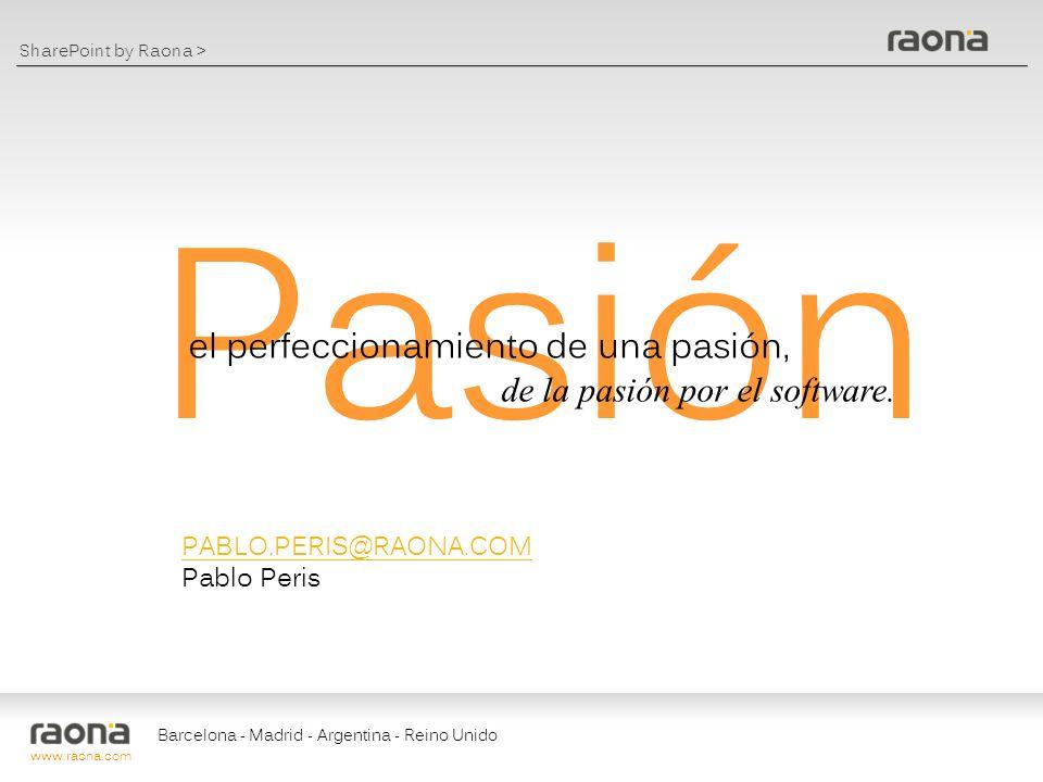 SharePoint by Raona >