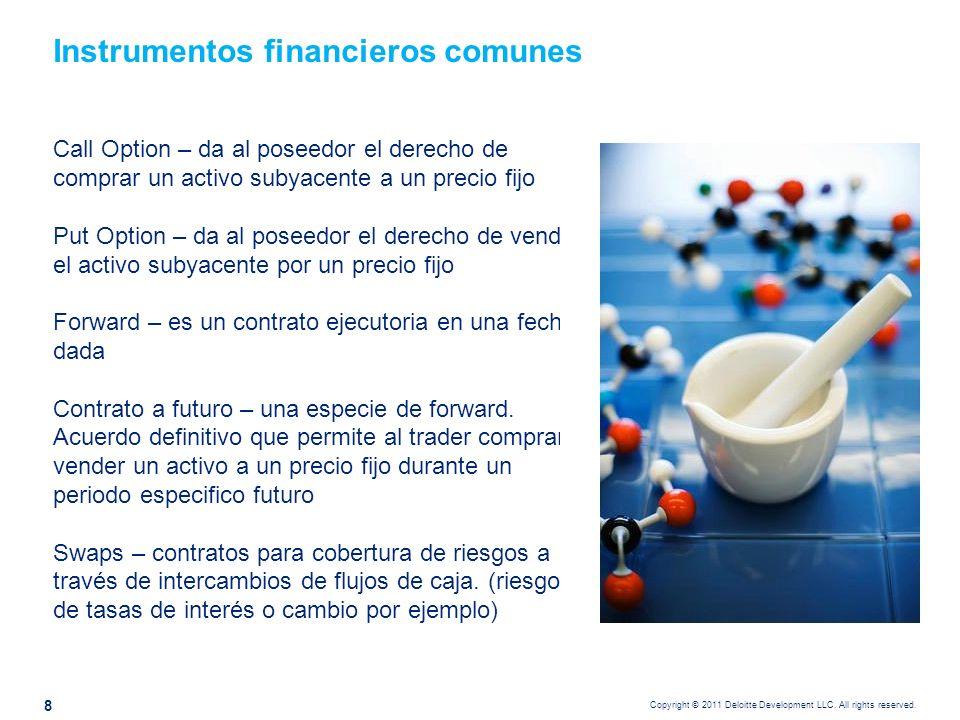 IFRS 9 Financial Instruments - Clasificación Un activo debe de ser medido a valor razonable o costo amortizado si cumple con las siguientes características.