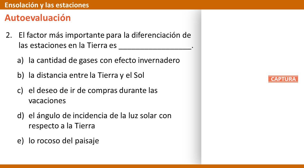 5.¿La relación entre el cambio de temperatura y el ángulo de la irradiancia es lineal.