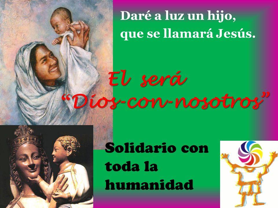 La Madre de Jesús da testimonio de que, siendo tan pequeña, Dios hizo maravillas a través de ella.