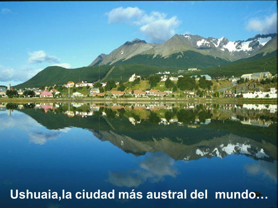 ARGENTINA... Todas las regiones... Todos los climas... Todos los paisajes... Te invito a recorrer la Patagonia Abarca 6 provincias argentinas (Tierra