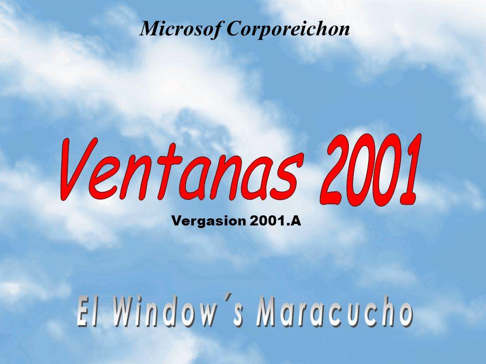 Microsof Corporeichon Vergasion 2001.A