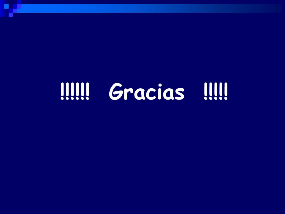 !!!!!! Gracias !!!!!