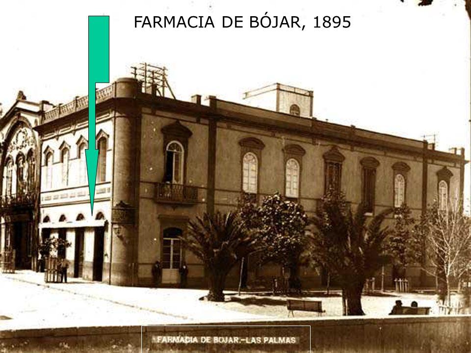La Plazuela durante La fiesta de las flores de 1892. Uno de los pabellones de la Exposición. Luis Ojeda Pérez
