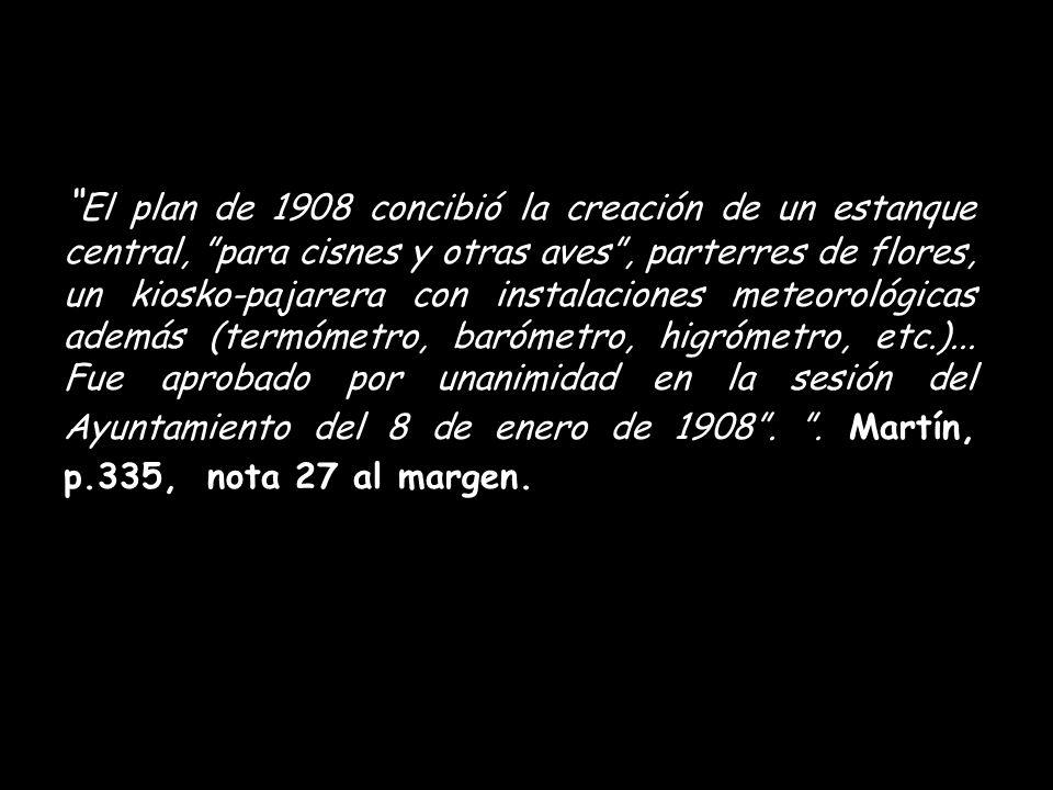QUIOSCOS DE LA PLAZUELA, JORDAO DA LUZ PERESTELLO, 1920