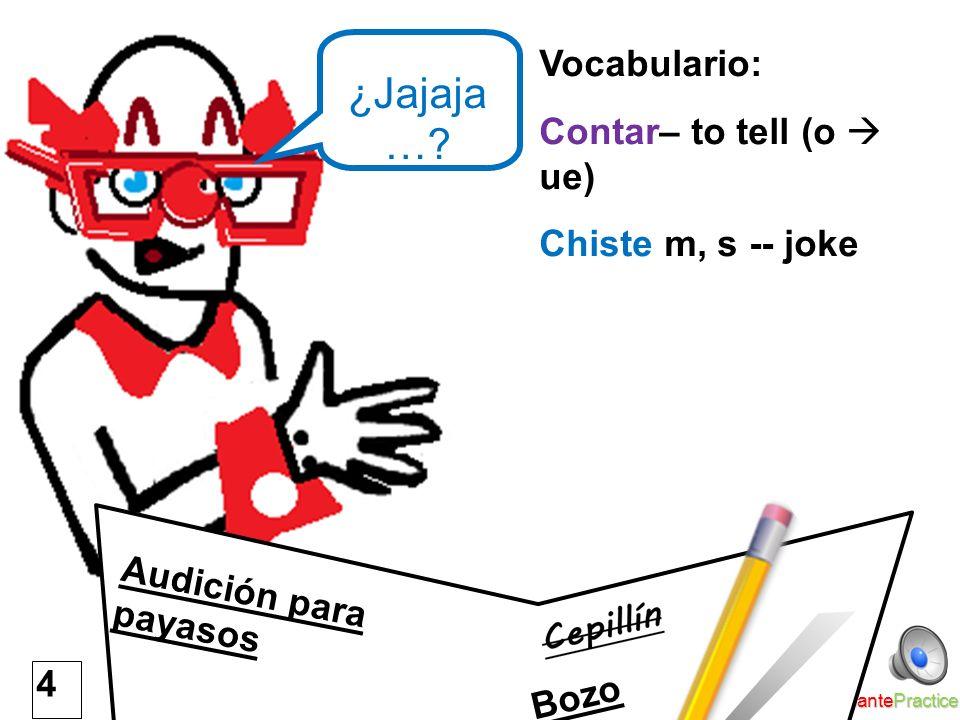 Elimesero se lo recomienda. http://www.teacherspayteachers.com/Store/PicantePractice s