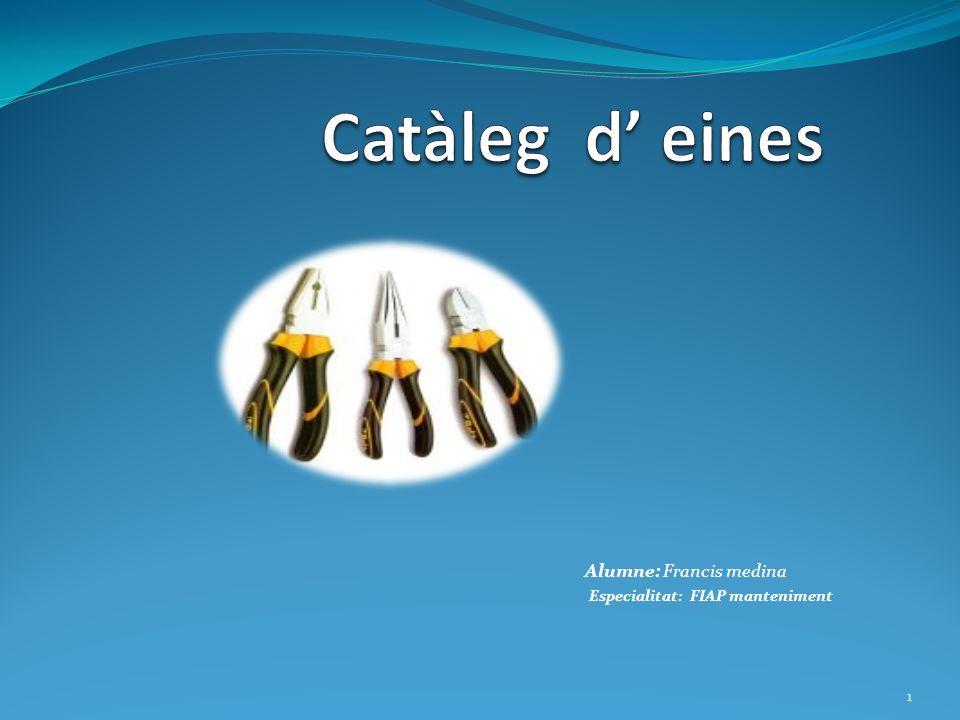 alicates/ Les alicates Los alicates son herramientas imprescindibles para el trabajo de montajes electrónicos.