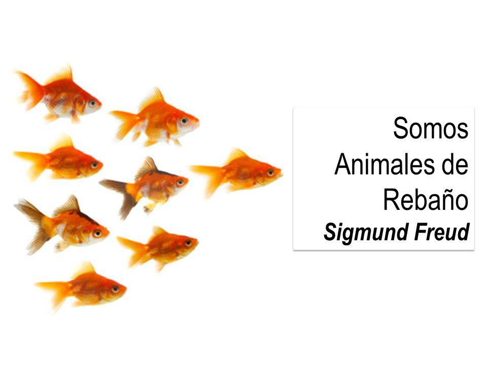 Somos Animales de Rebaño Sigmund Freud Somos Animales de Rebaño Sigmund Freud