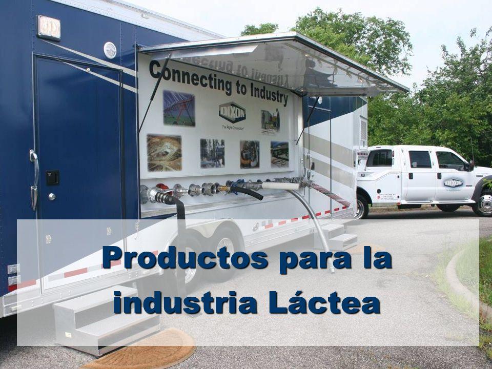 Productos para la industria Láctea