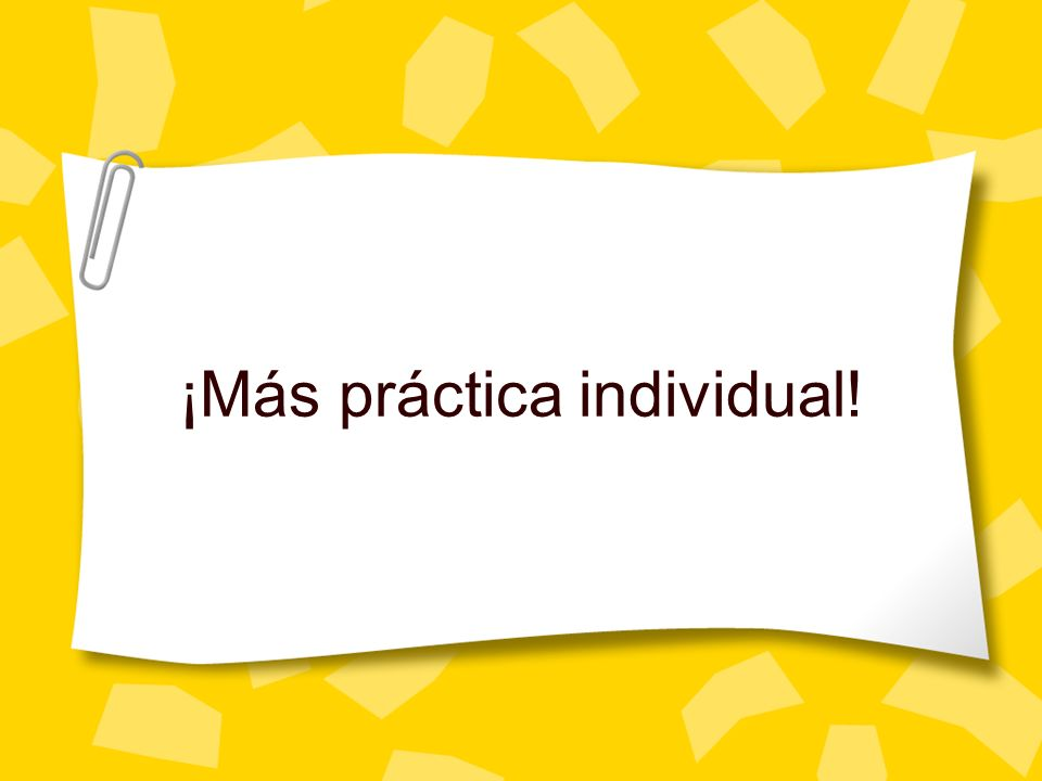 Día 3: Prueba de Entrada Divide las palabras a sílabas.
