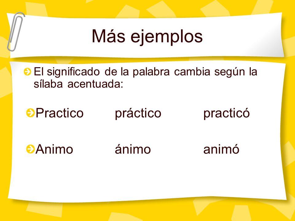 Las sílabas Las sílabas necesitan al menos una vocal (a,e,i,o,u) Si pueden, añaden el consonante que precede.