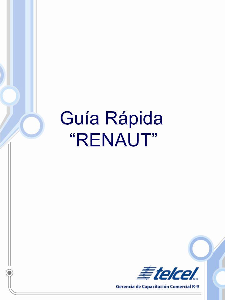 Guía Rápida RENAUT