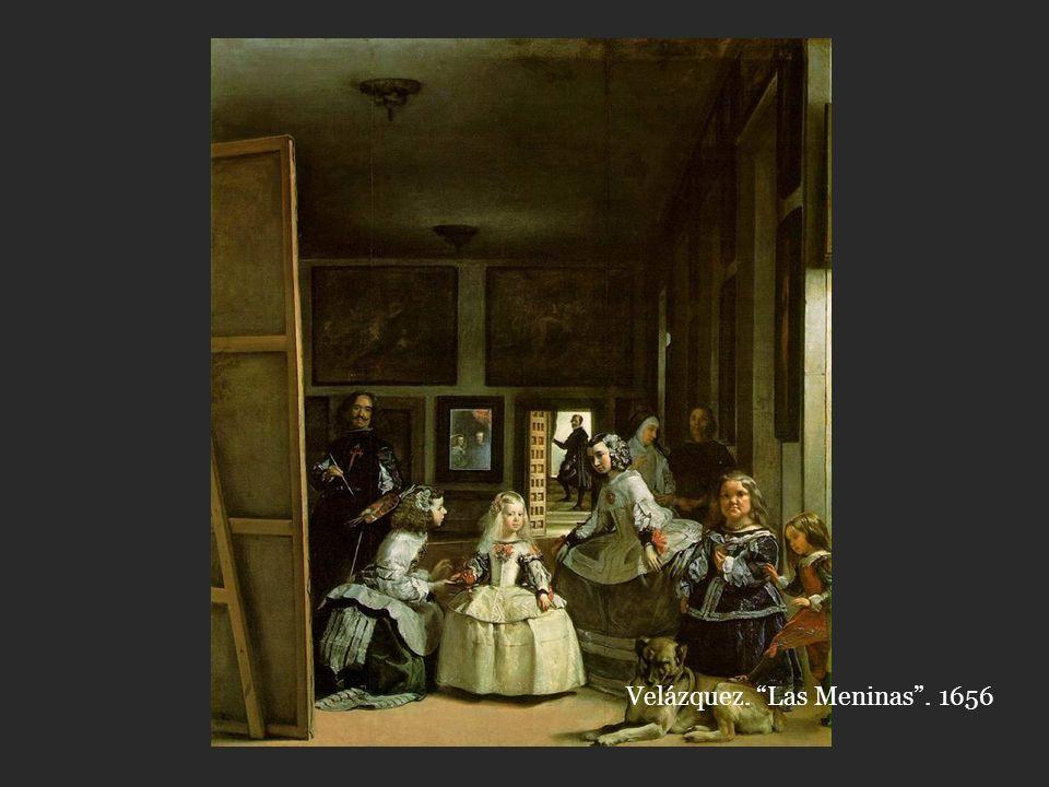 Velázquez. Las Meninas. 1656