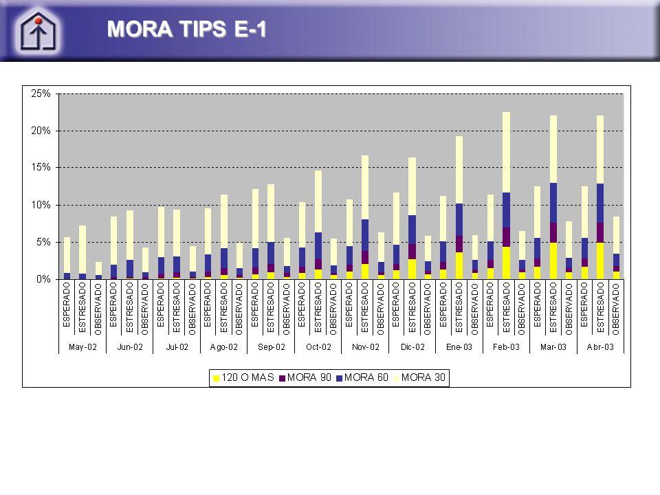MORA TIPS E-1