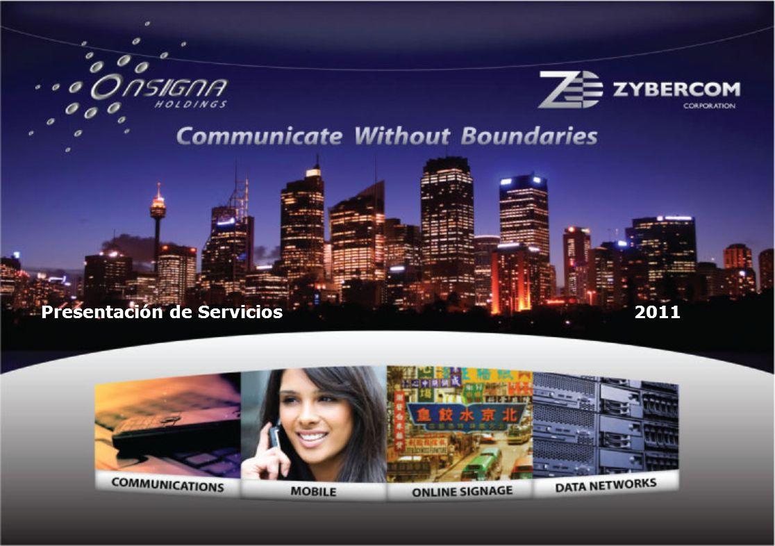 Somos una empresa de servicios de cobertura nacional a la vanguardia en el ámbito de las telecomunicaciones.