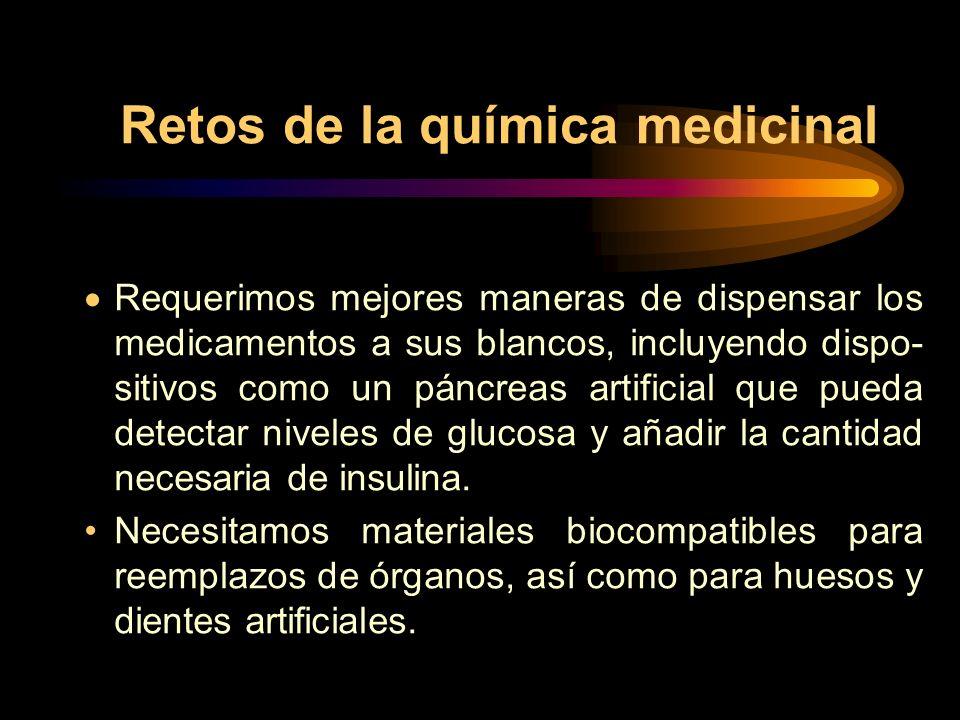 Retos de la bioquímica Una de las áreas que más impulso han tenido has- ta ahora es la que se refiere a la genómica y sus derivaciones.