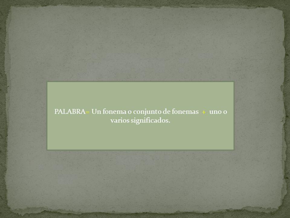 SílabaVocalConsonante Una sílaba puede tener desde uno hasta cinco fonemas o letras: a, ta, tra, tran, trans.