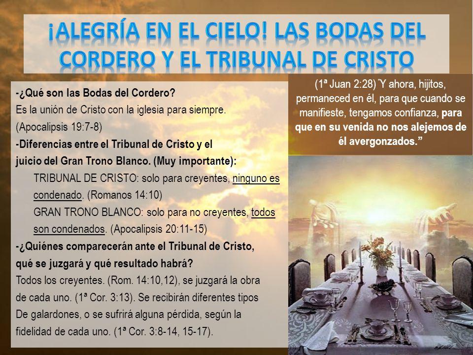 Una vez ha sido arrebatada la Iglesia, empieza en la tierra un período de siete años de duración, bajo la dictadura de un personaje llamado el Anticristo.